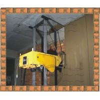 Automatic Spray Plastering Machine 4mm 30mm Thick For