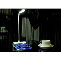 Buy cheap Rechargeable Message lamp desktop table 3d led night light product