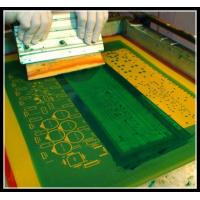 Buy cheap High Tension Nylon,PET Printing White And Yellow Screen Mesh For Textile And Glass Printing product