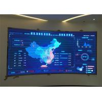 Super High Resolution Meanwell P4 Indoor LED Display RGB With No Deformation