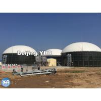 Buy cheap Practical Glass Fused To Steel Tanks 500 KN / Mm Elasticity Special Grade 1 - 14 product