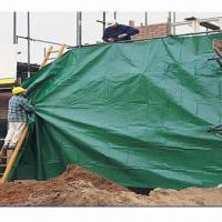 Buy cheap Poly Tarp with HDPE Yarn/LDPE Lamination on Both Sides, Customized Sizes and Colors are Accepted product