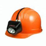 Buy cheap Underground Mining Cap Lamps , IP68 Waterproof Coal Miner Hard Hat Light product
