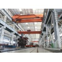 Buy cheap Low price double beam manual operated overhead crane lifting machinery product