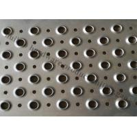 """Buy cheap 120 """" Length Metal Safety Anti Skid Stair Treads For Staircase , Stair Steps from wholesalers"""