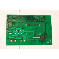 Gold Plated FR4 Rigid Multilayer PCB Manufacturing , Power Control LED PCB Immersion silver