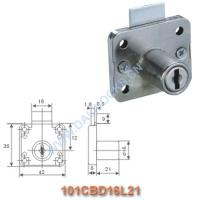 China 101CBD16L21 101 Series Drawer Locks on sale