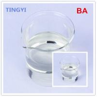 Buy cheap Benzyl Alcohol CAS: 100-51-6 Active Raw Material Colourless For PVC Stabilizers / Photographic Developer product