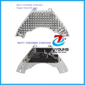 Buy cheap 4 pins Fan Blower Resistor for Peugeot Citroen 806 6441F7 9790339680 9140010334 product