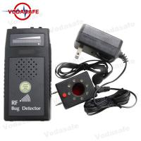 Buy cheap Superior Sensitivity RF Bug Detector , Cell Phone Signal Detector Asoustic Display product