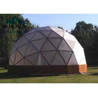Buy cheap Flame Retardent Large Dome Tent , Dome Event Tent For Outdoor Camping from Wholesalers