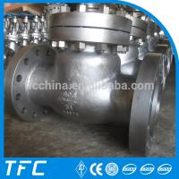 Buy cheap cast steel bolted cover API 6D check valve product