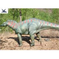 Buy cheap Customizable Realistic Dinosaur Statues Water Park Decoration product