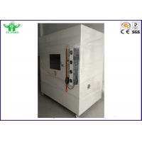 Buy cheap UL1581 200W Wire and Cable Flame Test Chamber Wire Testing Equipment 0-160kPa product