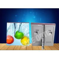 Buy cheap Indoor RGB Perimeter LED Display Pitch Side Advertising Boards Soft Cover product