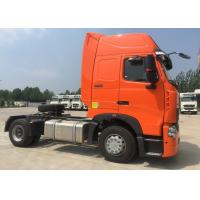 Buy cheap SINOTRUK HOWO A7 Tractor Truck For Towing All Kinds Semi Trailer product