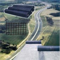 China 3.95 Meter black color Hdpe plastic Geogrid factory price For Slope Stabilization by sincere factory/supplier on sale