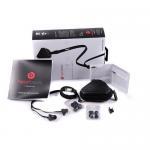 Buy cheap Heartbeats In-ear headphone Lady Gaga Black chrome product