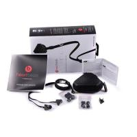 Buy cheap Heartbeats In-ear headphone Lady Gaga Black chrome from wholesalers