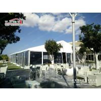 Buy cheap 500 People Luxury White PVC Event Party Tent For Ourdoor Event from Wholesalers
