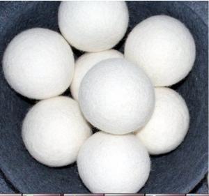 100% new zealand wool dry ball