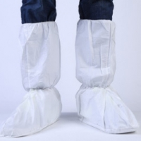 Buy cheap Automatic Medical Disposable SMS/PP Nonwoven Boot Cover Making Machine product