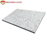 Buy cheap 1st Grade Honed G603 Granite Slabs Grey Paving Stone Slab Good Resistance To Corrosion product