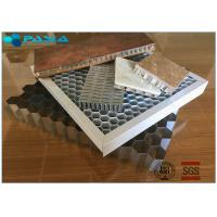 Buy cheap Aviation Grade Aluminum Honeycomb Core Sandwich Material Corrosion Resistance product