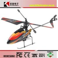 WL V911 2.4GHZ 4 Channel Single Blade Micro RC Helicopter