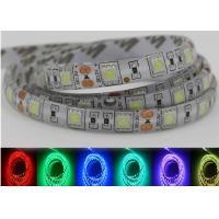 Buy cheap IP20 IP65 IP68 5 Meters 5050 Rgb LED Strip Lights 72w 12v Multi Color Led Strip product