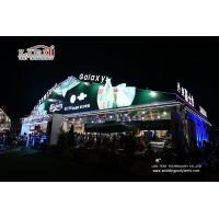 Buy cheap 40m Temporary Large Outdoor Exhibition Tents For Beer Festival from Wholesalers