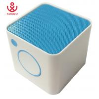 Buy cheap High End Battery Cube Bluetooth Speaker With Microphone / Micro SD Card product