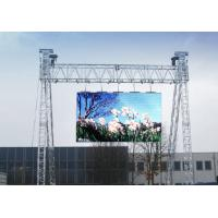 China P3.91 Rental LED Displays , advertisement Stage led display full color on sale