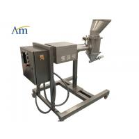 Buy cheap Food / Chemical / Pharmaceutical Milling Equipment For Raw Materials Low Noise product