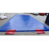 Buy cheap Special Inflatable Car Wash Mat Superior Soft PVC Tarpaulin product