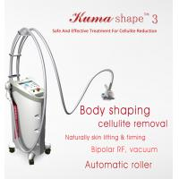Buy cheap body contouring cost  liposuction therapy cellulite RF Kuma shape/ Body Cavitation Vacuum Shaping/ laser slimming product
