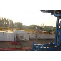 China Two Phase Wastewater Centrifuge MRT Tunnel Projects Mud Treatment 50/60Hz on sale