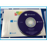 Buy cheap DVD System Builder Windows 10 Professional OEM COA , Windows 10 OEM Product Key from wholesalers