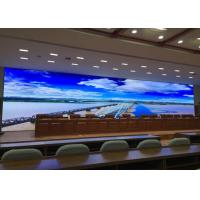 Buy cheap HD SMD Full Color LED Advertising Display P3 Indoor LED Video Wall Panels product