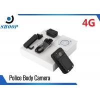 Buy cheap GPS WIFI Law Enforcement Body Camera , Small Police Using Body Cameras product