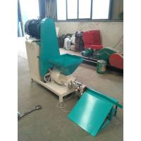 Buy cheap Sawdust Briquette Making Machine Rice Husk Wood Chips Corn Stalk Coconut Shell from wholesalers