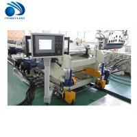Buy cheap Acrylic / Plastic Sheet Making Machine Coincal Twin Screw Extruder product