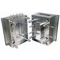 Buy cheap Vehicle Mould Plastic Injection Molding Hot / Cold Runner For ABS Plastic Parts Molds product