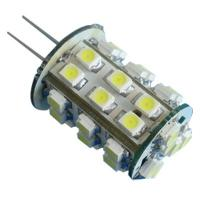Buy cheap High Brightness 250lm 5050 SMD 4Watt 27pcs G4 Led Lamps Capsule Bulb Replacement product