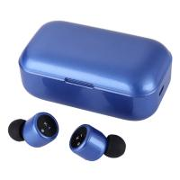 China Mini Dual V5.0 Wireless Earphone Blue tooth Earphones 3D Stereo Sound Earbuds with Dual Microphone and Charging box on sale
