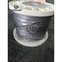 Buy cheap Heater Core Wire 19 strands Cr20Ni80 Nichrome Thermoelectric Alloys Wire from Wholesalers