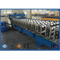 Buy cheap PLC Control Cold Roll Forming Machine Elegant Glazed Roof Tile Making Machine product