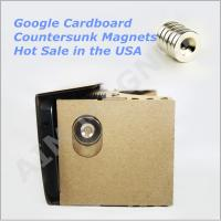 Buy cheap ring ndfeb magnets for google cardboard product