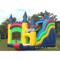 Buy cheap Elegant Princess Inflatable Jumping Castle from Wholesalers