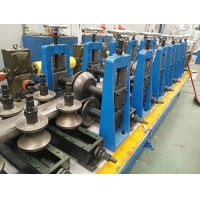 Buy cheap Hot Or Cold Rolled Steel 80m / Min Tube Mill Production Line product